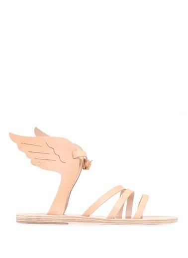 Ancient Greek Sandals Sandalet Renksiz